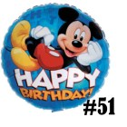#51 Mickey Mouse