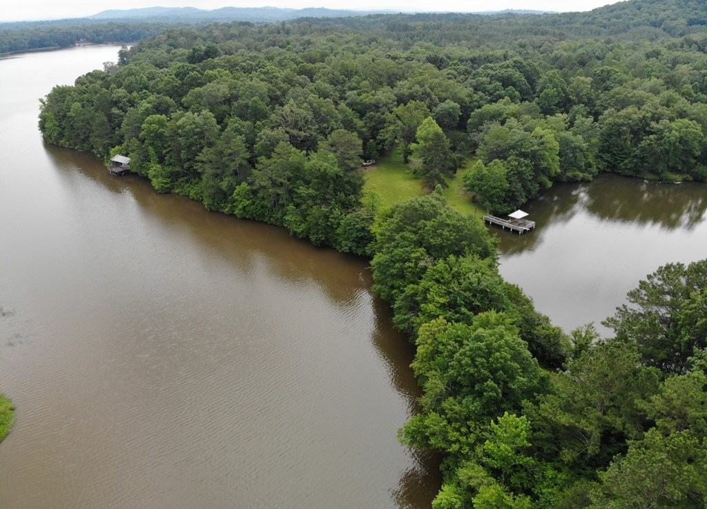 Arrow Creek on Logan Martin Lake land for sale