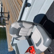 18' Harbercraft Boat with 50hp, 4-stroke Honda with Electric start
