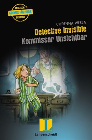 Detective Invisible-Kommisar Unsichtbar Cover