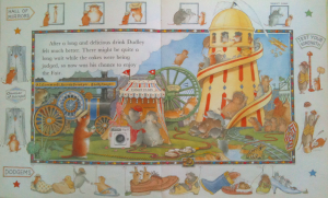types of books with pictures: Dudley at the fair