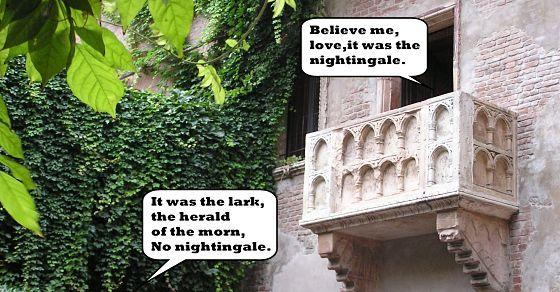 Shakespeare wrote good dialogue