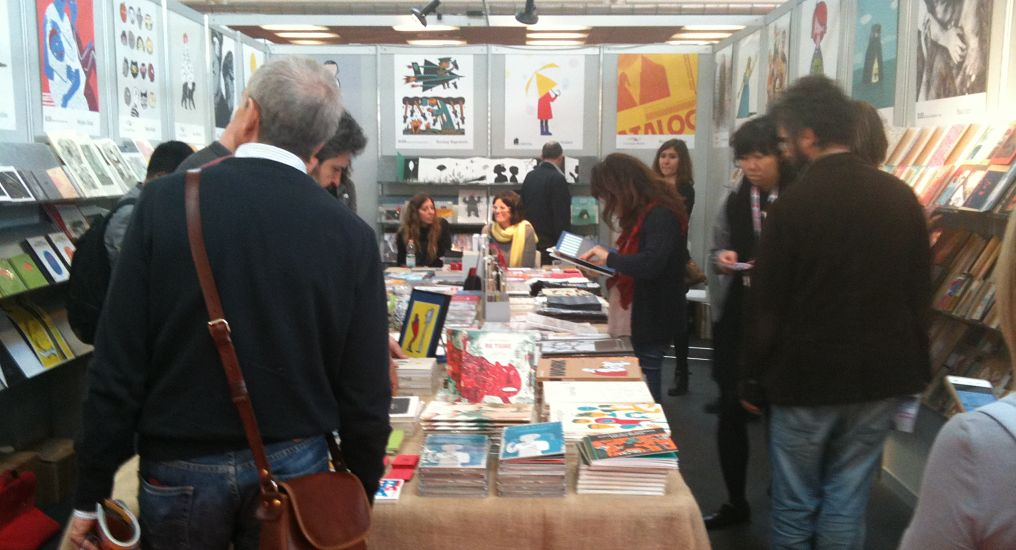 Bologna Book Fair Impressions