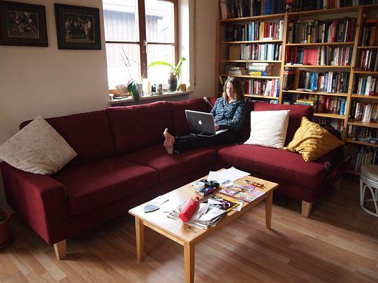 Where Patti writes.