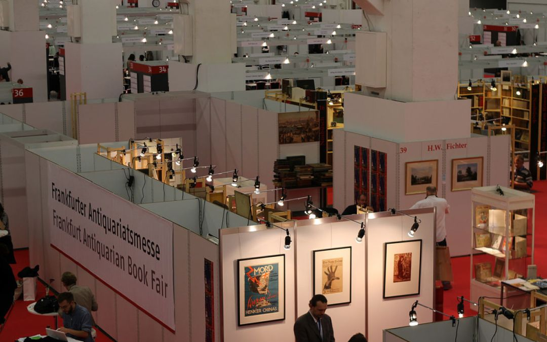 Frankfurt Book Fair 2016: why people come