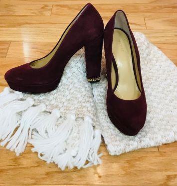 $45 size 9 Michael Kors heels