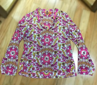 $49 Sz 10 Tory Burch blouse