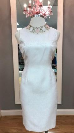 $29 Sz 12 Ivory dress