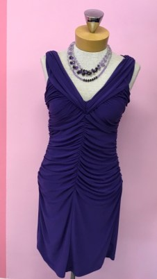$49 Ribkoff dress size 2. $20 Necklace
