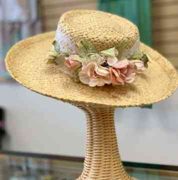 $10 Straw Hat