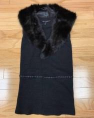 $29 Sz S WHBM sweater vest