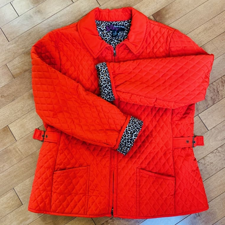 Peck&Peck jacket XL $25
