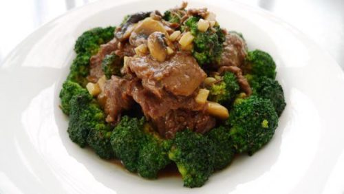 Beef & Broccoli in Oyster Sauce Recipe