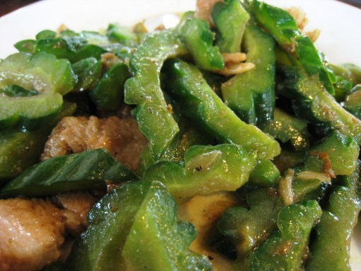 Pork Ampalaya in Oyster Sauce Recipe