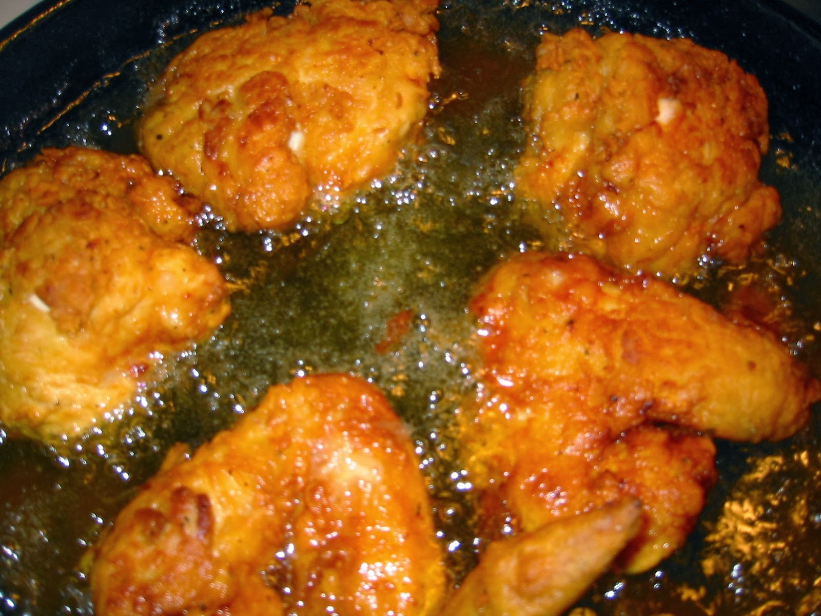 Buttered Fried Chicken