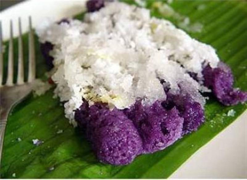 Easy Puto Bumbong Recipe