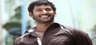 Tamanna and Vishal pairing for first time.