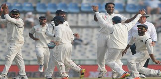 India's all-round show earns 2-0 lead