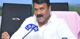 Minister Talasani Salms Congress And BJP