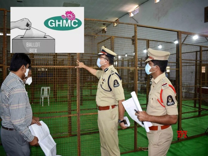 GHMC Election Counting