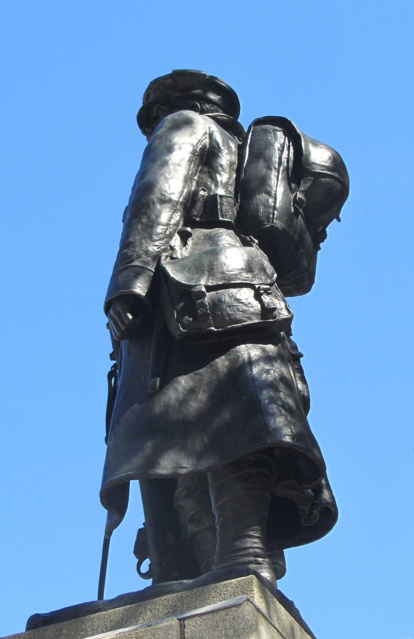 Charles Adamson, sculptor