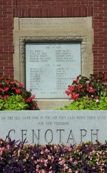 Cenotaph added 1970
