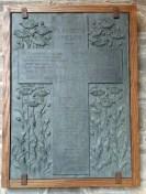 University College Memorial Panel, U of Toronto