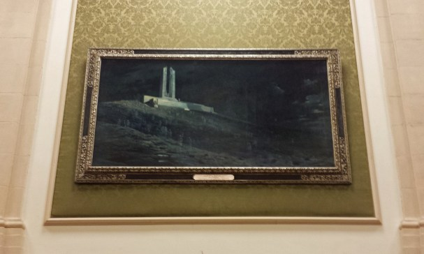 Ghosts of Vimy Ridge, by William Longstaff
