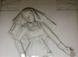 Beatrice Lennie sculpture