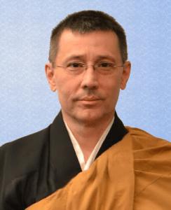 John Gendo Wolff, Sensei