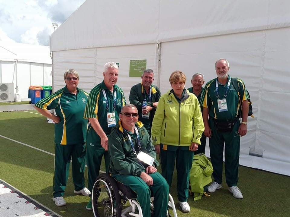 Team South Africa, Commonwealth Games, Glasgow 2014