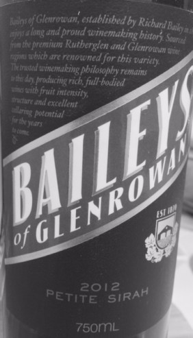 baileys glenrowan