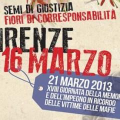 Firenze 16 Marzo