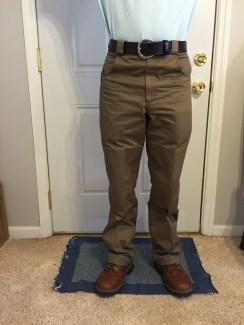 Shawn's pants