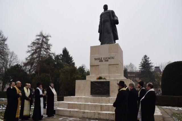 In memoriam Pr.dr. Vasile Lucaciu