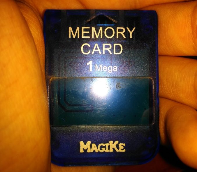 La capiente memoria da 1MB