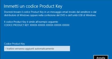 Come ottenere il product key di Windows con ShowKeyPlus
