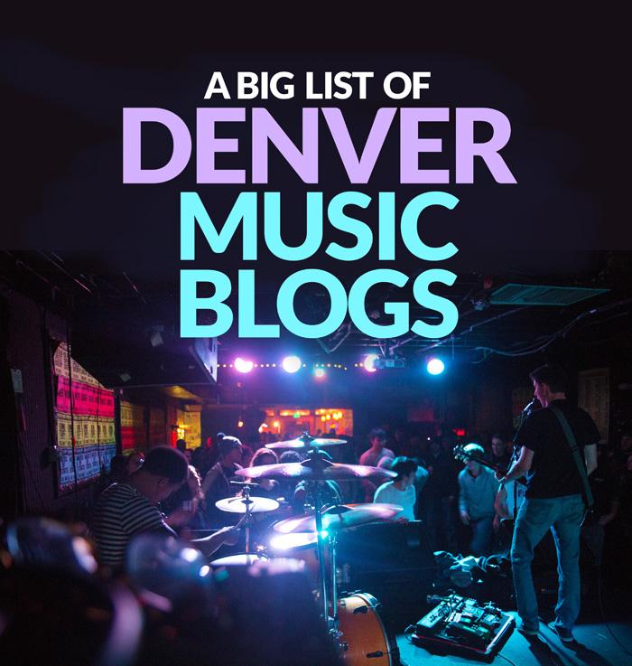 Denver Music Blogs