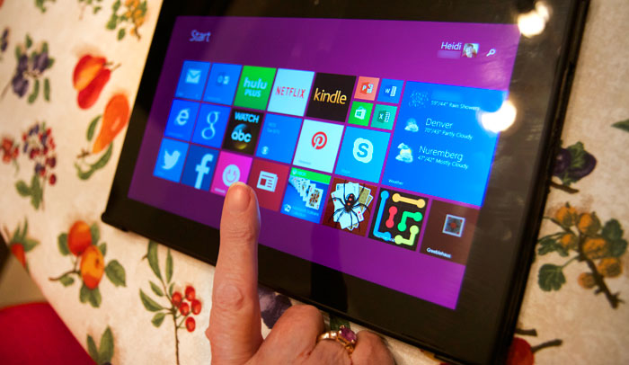 Lumia Tablet For Seniors
