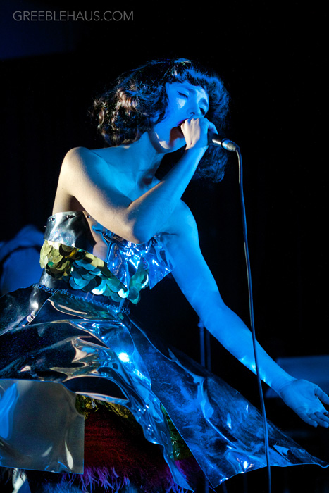 Kimbra - Best of Denver Concert Photos