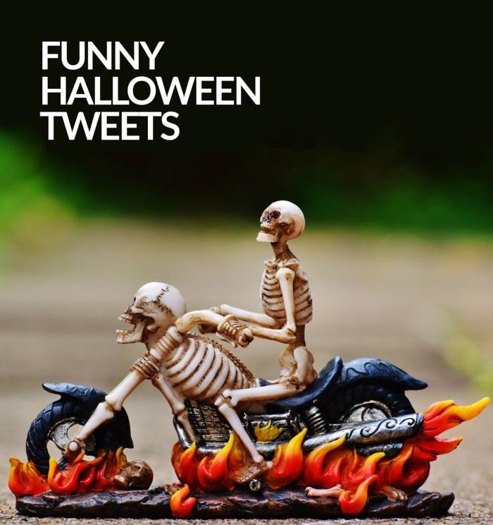 Funny Halloween Tweets