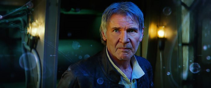 Han Solo - Star Wars: The Force Awakens