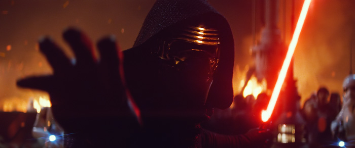 Kylo Ren - Star Wars: The Force Awakens