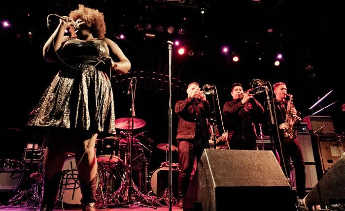 The Suffers - Concert Photos Denver