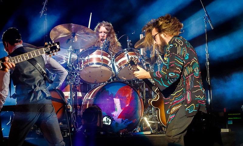 My Morning Jacket - Concert Photos from Red Rocks