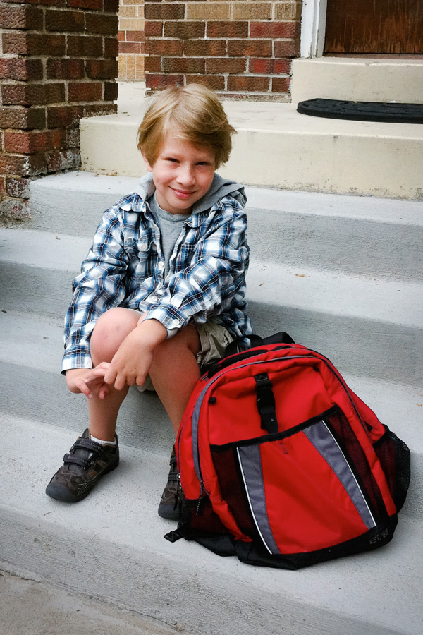 Back to School - 3rd Grade