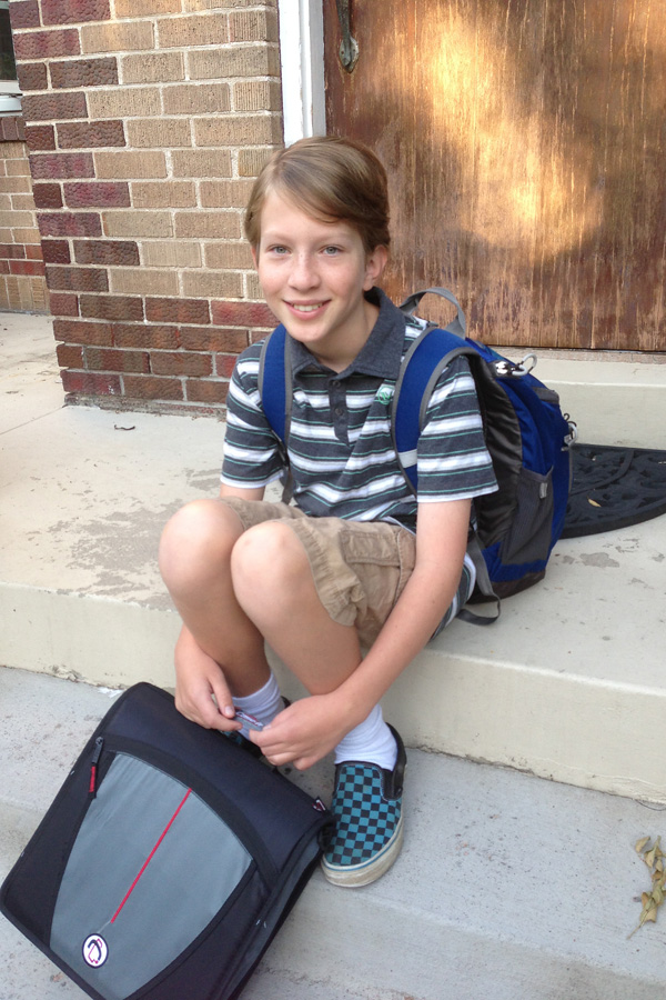 Back to School - 6th Grade