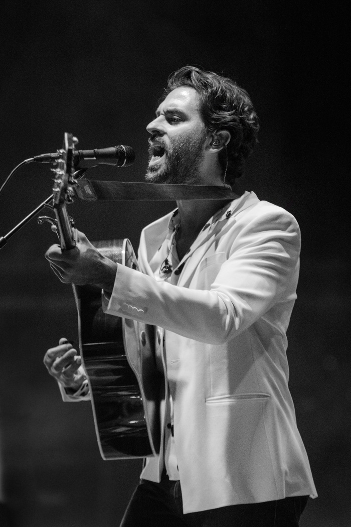 The Head and The Heart returns to Red Rocks Ampitheatre in Denver, 2016