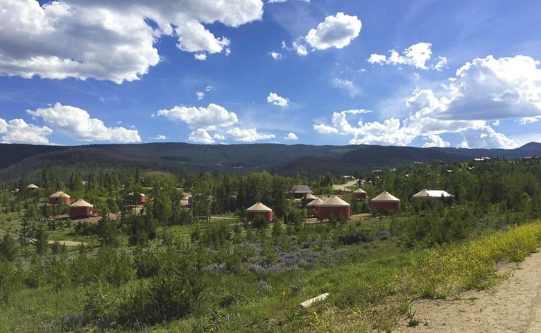 YMCA Snow Mountain Ranch: New Yurt Village and Fun Fall Activities
