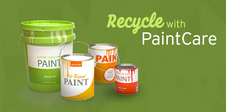 Recycle Paint with PaintCare